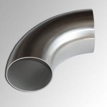 Отвод 90* крутоизогнутый нерж. AISI-304
